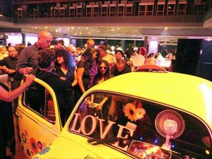 חתונה נמל תל אביב