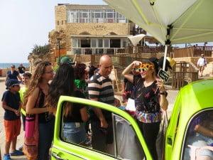 פסטיבל סוכות בנמל קיסריה