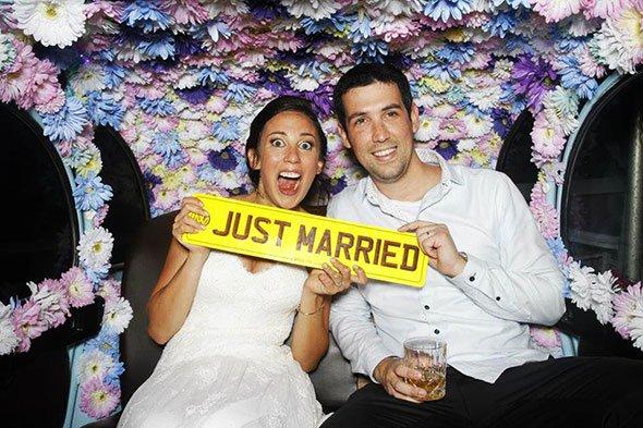 חתונה בשונית