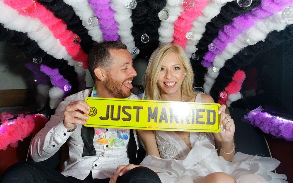 רעיונות מגניבים לחתונה