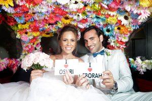 אטרקציה מקורית לחתונה
